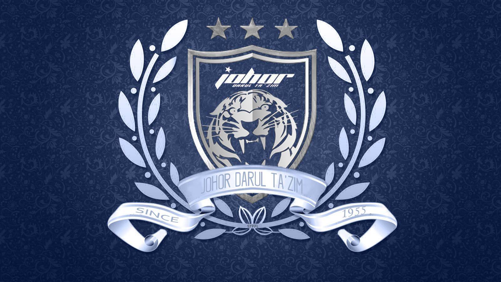 Johor Darul Takzim JDT Logo Wallpaper 06 By TheSYFFL On