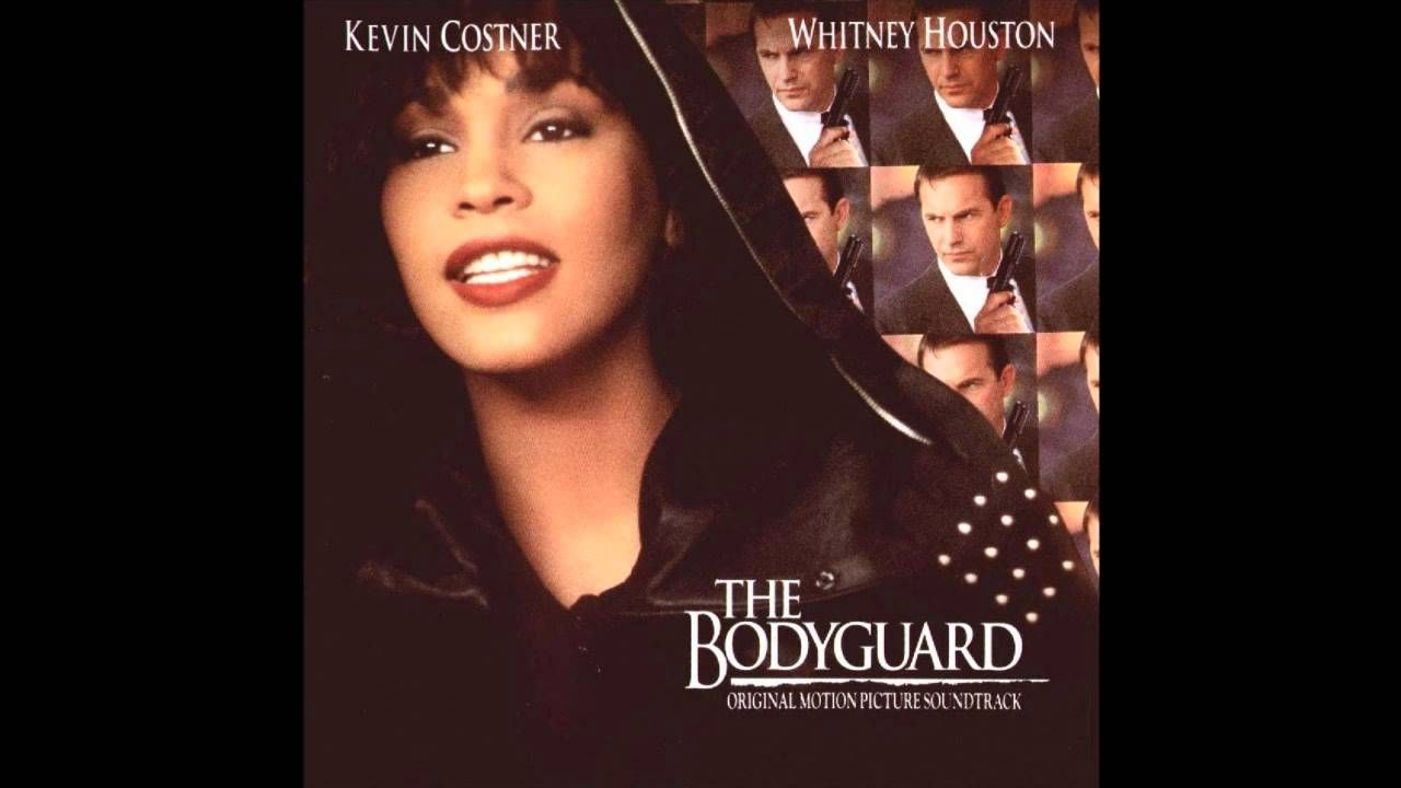 Kenny G And Aaron Neville Even If My Heart Would Break The Bodyguard Whitney Houston Albums Whitney Houston Kevin Costner