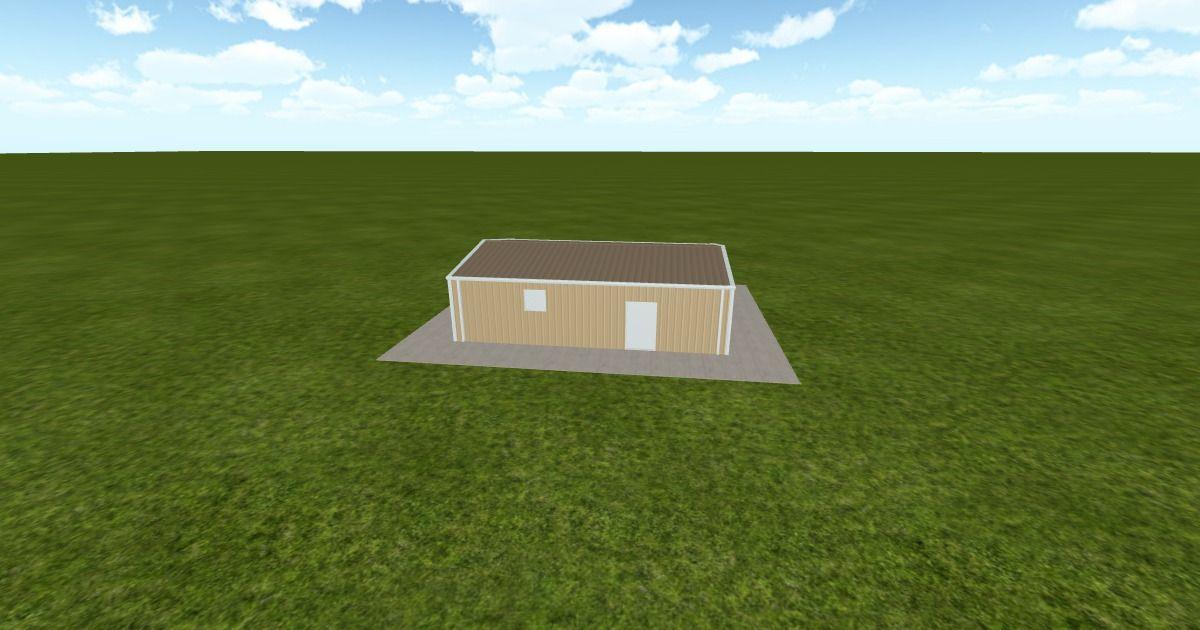 Cool 3D #marketing http://ift.tt/2makdST #barn #workshop #greenhouse #garage #roofing #DIY