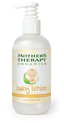 Mother S Therapy Organics Baby Lotion 8 Oz Mother S Therapy