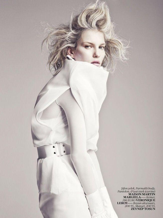nice Vogue Turquia   Editorial de Moda Abril 2013