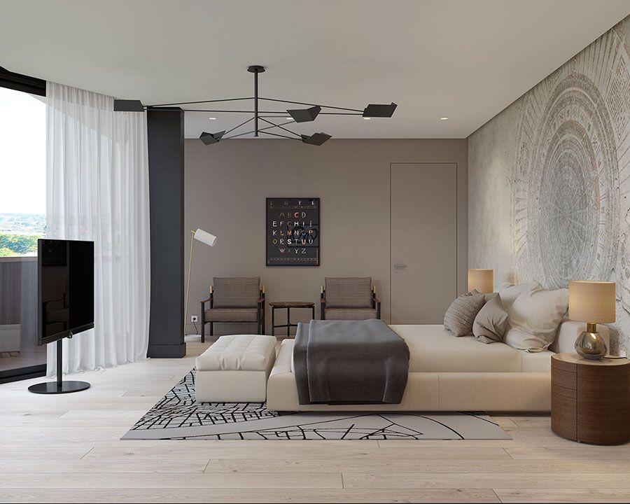 Camera da Letto Beige: 20 Idee di Arredo dal Design Moderno | Fancy ...