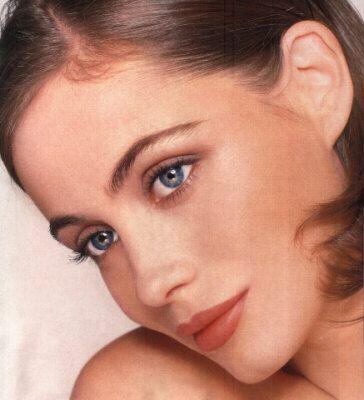 French Actress Emmanuelle Béart