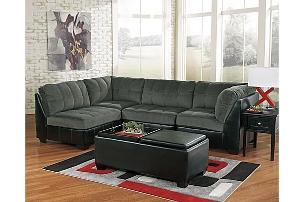 The Hobokin 4 Piece Sectional from Ashley Furniture HomeStore AFHS
