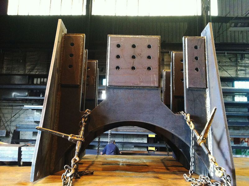 The High Level Of Commitment Towards Quality On Time Delivery And Understanding The Needs Of Their Clients Has Made Steel Fabrication Steel Metal Fabrication