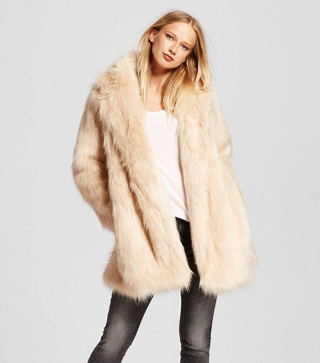 This Affordable Faux-Fur Coat Looks 10 Times Its Price | Coats ...
