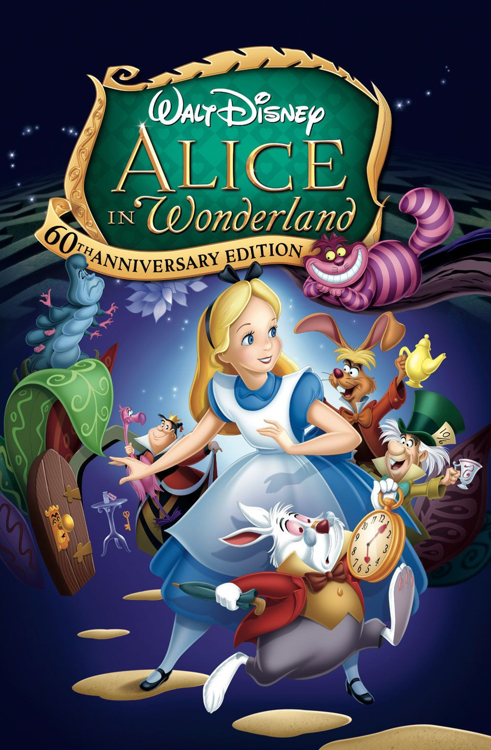 Fantasmic Adventures in this thing called life Alice in