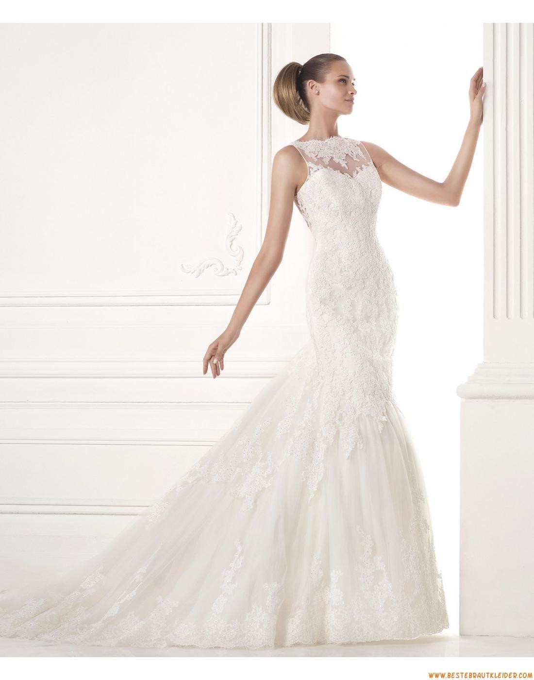 2015 Meerjungfrau Exklusive Außergewöhnliche Brautkleider aus ...
