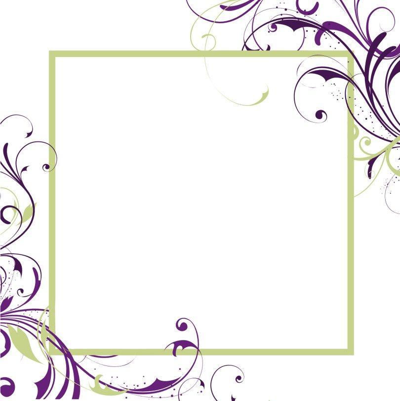 Wedding Invitation Templates Blank Downloadable: 26+ Wonderful Image Of Blank Wedding Invitations