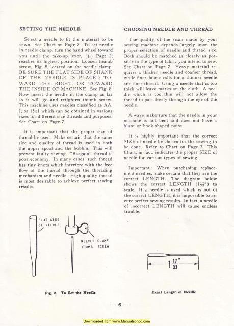 Montgomery Ward Urr 240 Sewing Machine Manual Sewing Machine
