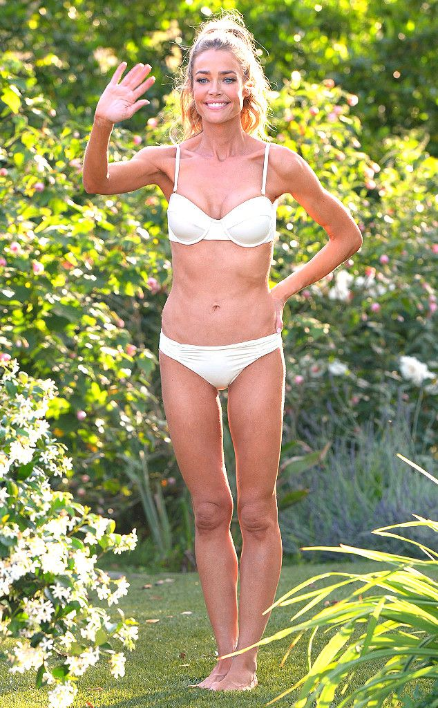 41fbd0665df58 Mature Women Fashion, Celebrity Bikini Bodies, Bikini Celebs, Celebrity  Pics, Denise Richards