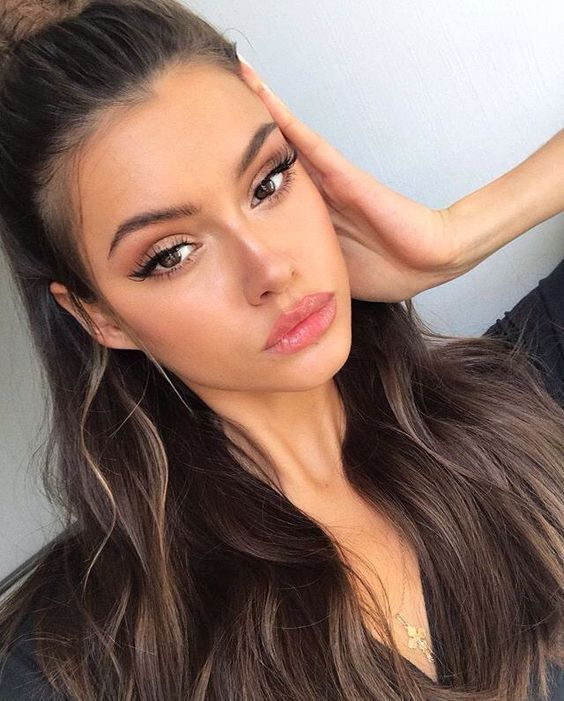 100 Best Hairstyles For 2019 Women S Fashionizer Natural Everyday Makeup Natural Makeup Looks Daily Makeup