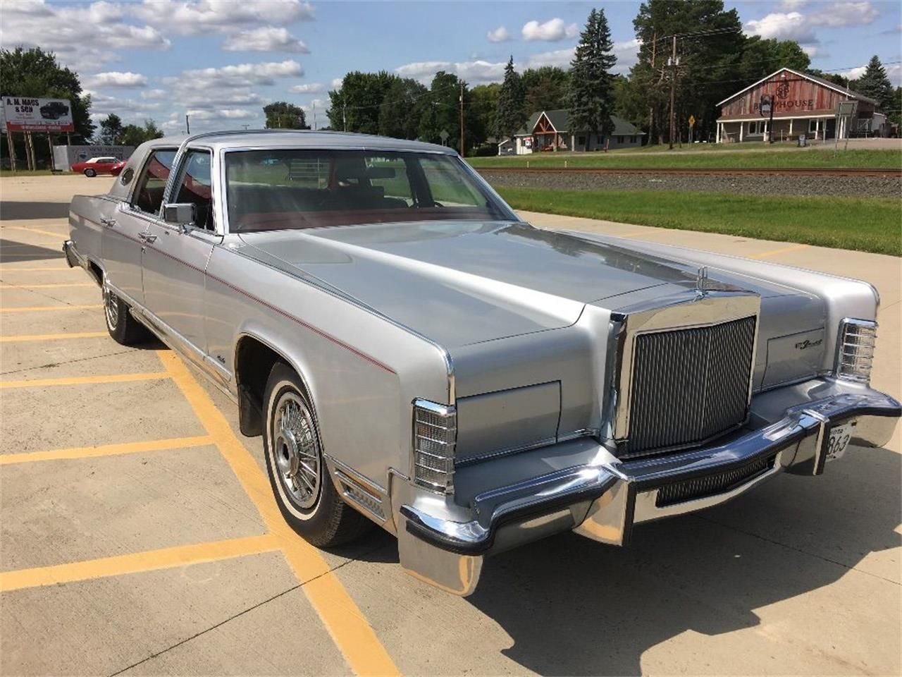 1979 Lincoln Continental for Sale   ClassicCars.com   CC-901158 ...