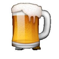 Beer Mug In 2020 Beer Emoji Beer Mug Beer