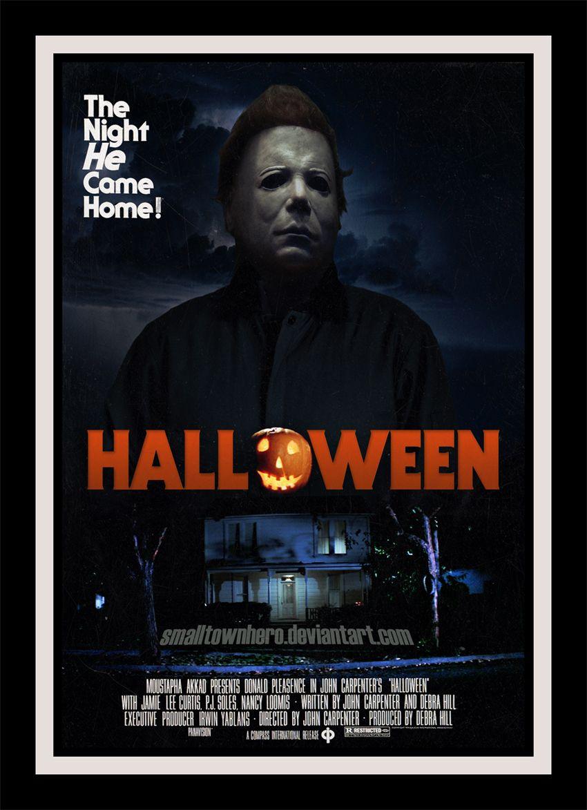 Halloween 1978 poster re edit by smalltownhero.deviantart