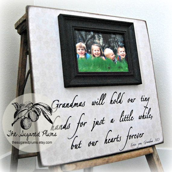 Grandparents Gift Picture Frame Fathers Day Dad Grandfather ...