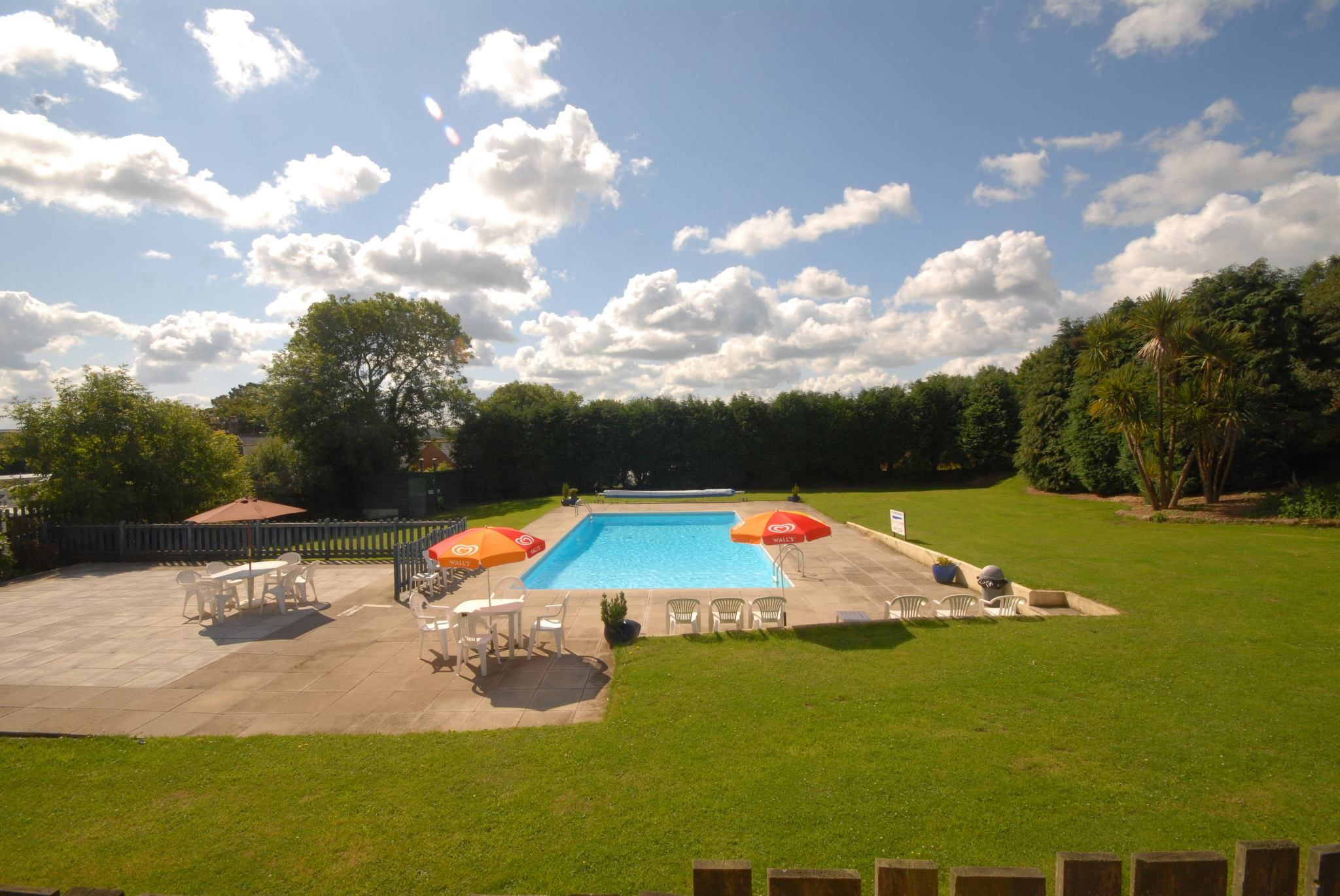 St Mabyn Holiday Park Wadebridge St Mabyn Cornwall England Campsite Camping Swimming Pool