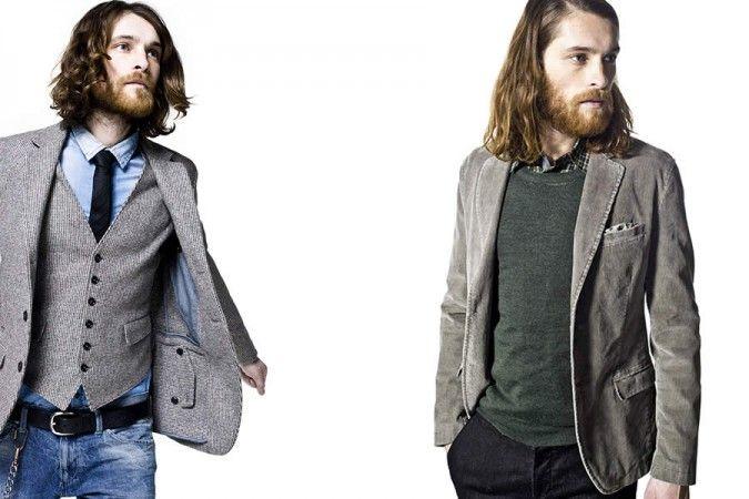 Sisley Autumn/Winter 2013 Men's Lookbook | FashionBeans.com