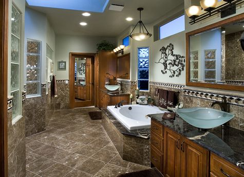 Gorgeous Complete Bathroom Redesign In A Phoenix Arizona Home Stunning Phoenix Bathroom Remodeling Decorating Design