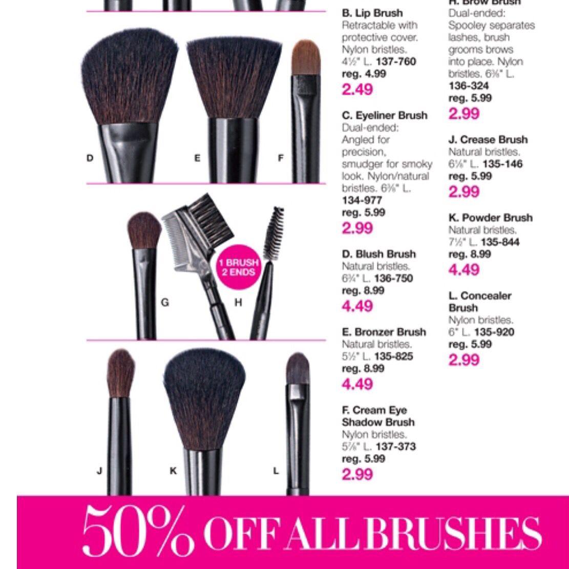 50% off on all #avon #makeup #brushes. Order @ www.YourAvon.com/Nondas #avonrep #avononline #avonbeautyinsider #makeup #sale #shop #onlineshopping