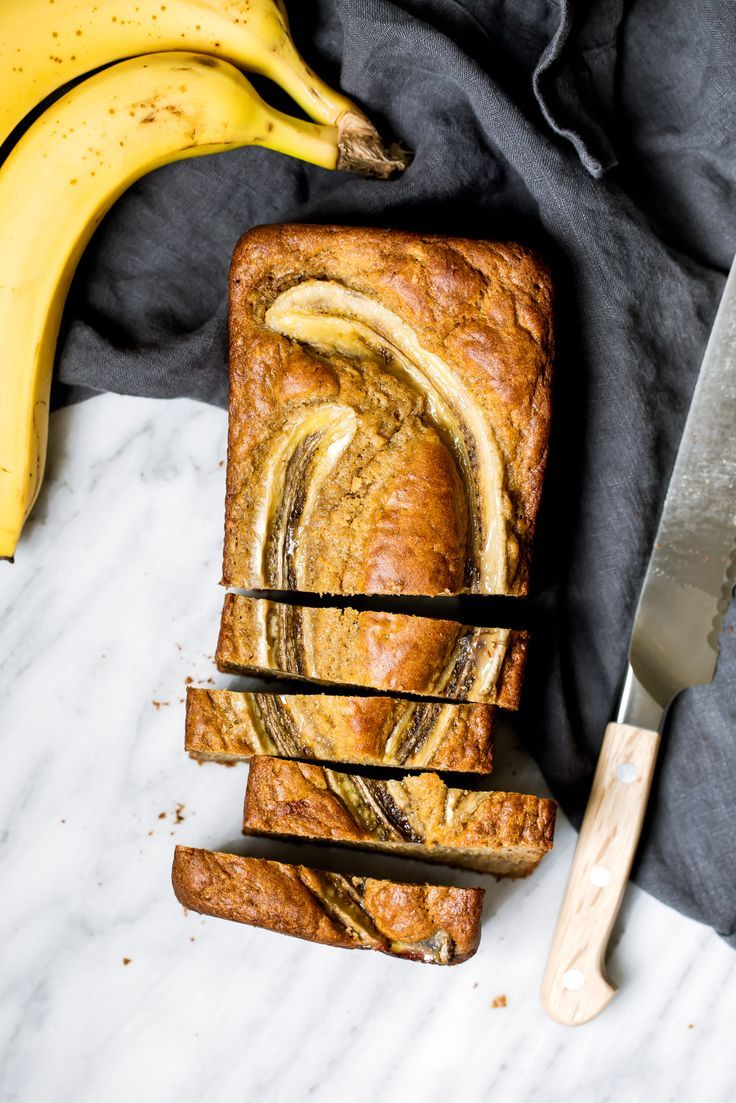 Best Ever Healthy Banana Bread Recipe Healthy Banana