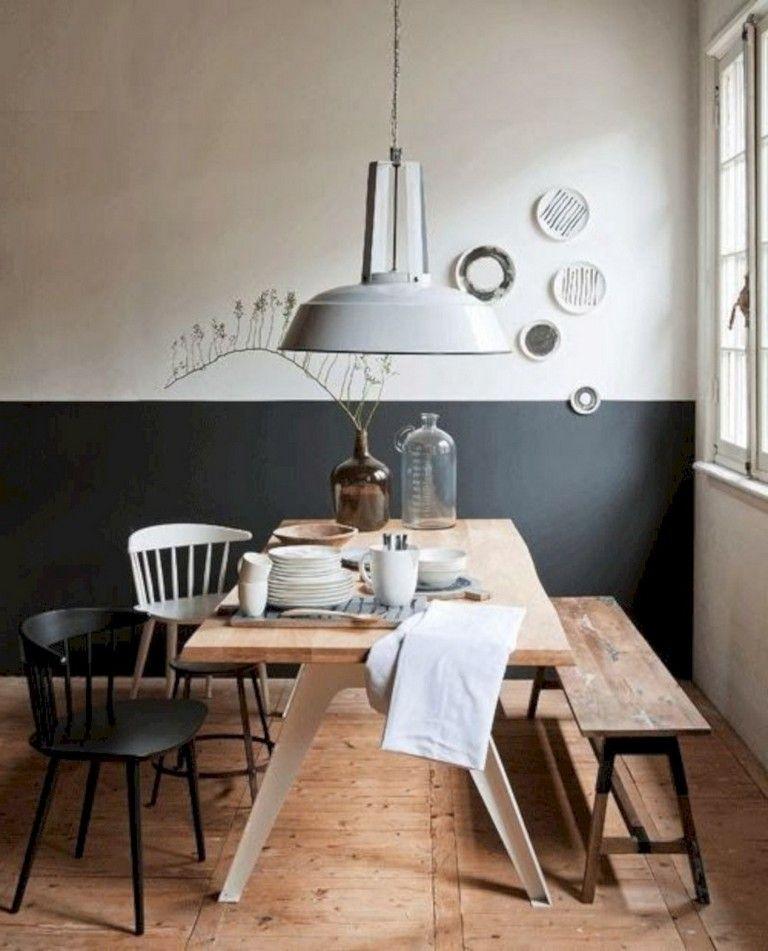 36 Admirable Scandinavian Dining Room Design Ideas Dining Room Design Dinning Room Design White Dining Room Furniture