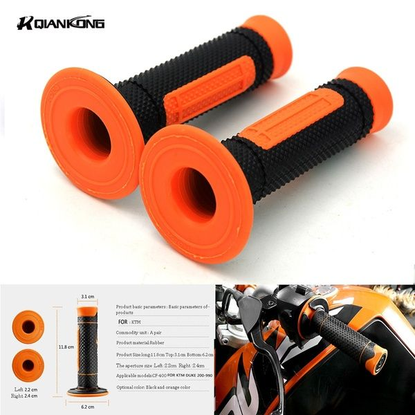 Universal Non-slip Bicycle Cycling Handlebar Hand Grip Cover Motorcycle 6A