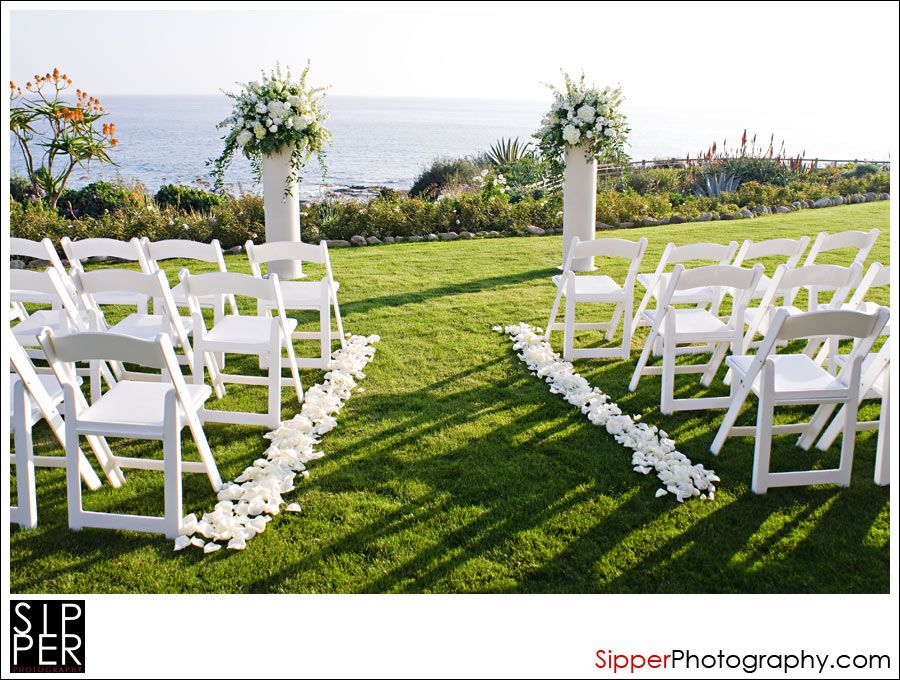 Montage Resort Laguna Beach California Wedding Ceremony Southern Weddings Photo By Sipper