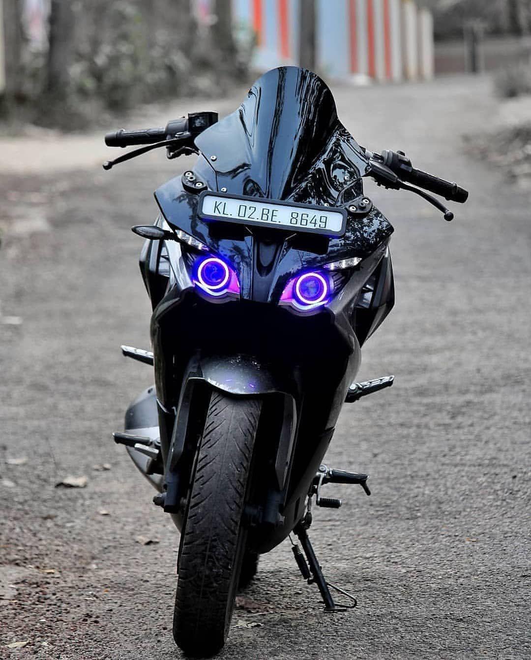 Pulsar 200 Rs Fans Bajaj Rs 200 200rs Bike Biker Bikergang