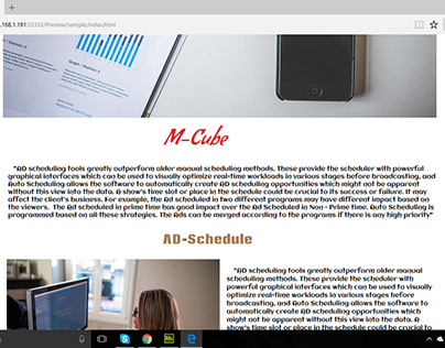 """Check out new work on my @Behance portfolio: """"Adobe Muse"""" http://be.net/gallery/44322243/Adobe-Muse"""
