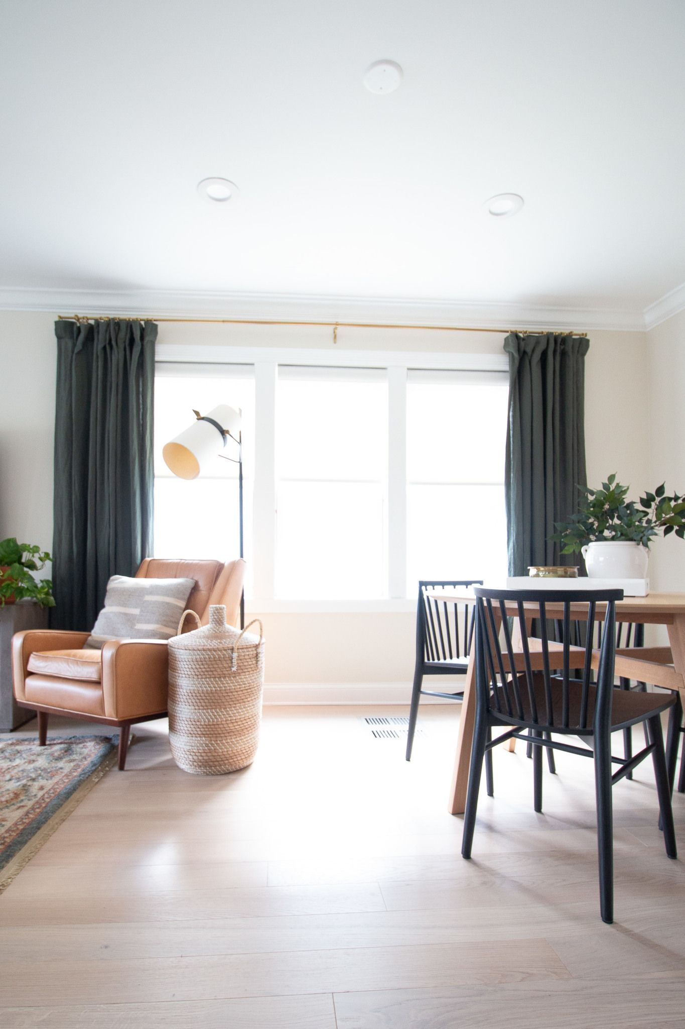 Living Room Windows Design: Our New Living Room Window Shades In 2020 (With Images