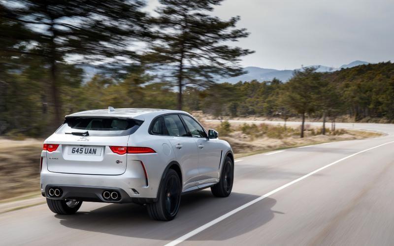 Jaguar FPace SVR 2020 Jaguar, Suv