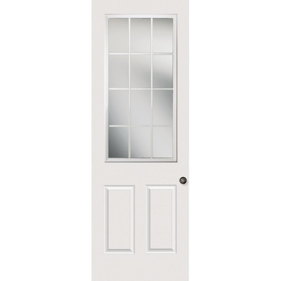 Odl Clear Door Glass 12 Light 5 8 Internal Grille 24 X 50 Frame Kit Door Glass Frame Glass Door Door Glass Inserts