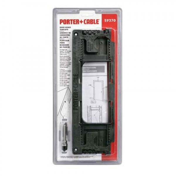 porter cable 59370 door hinge template door hinges and doors