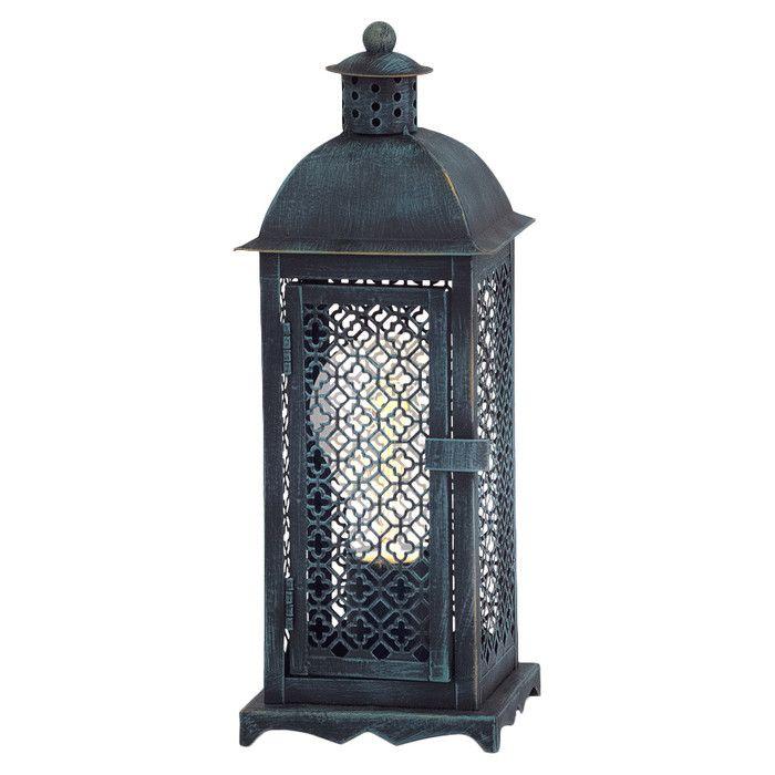 Santora 33cm table lamp eglo vintage table lamp reviews wayfair uk aloadofball Image collections