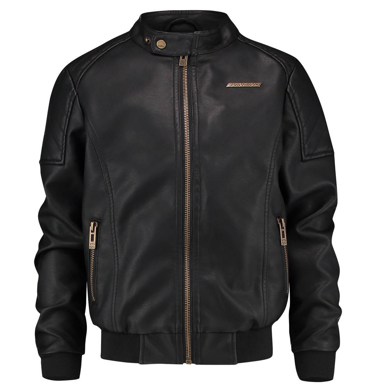 Lederjacke, für Jungen | Lederjacke, Jacken, Leder