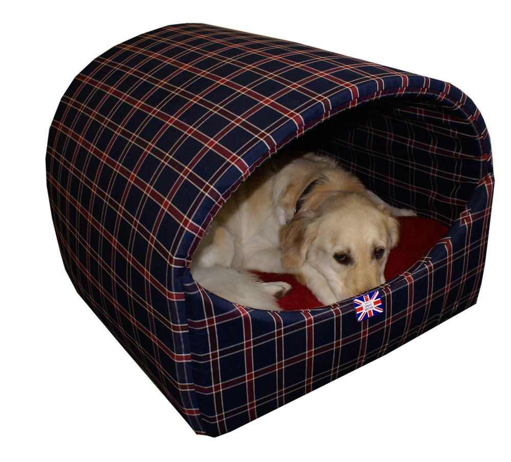 35 Comfortable Extra Large Dog Beds Ideas Covered dog