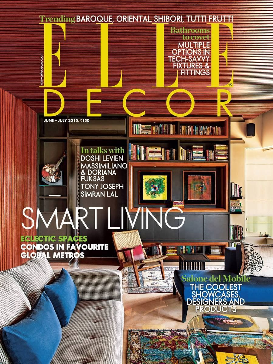 Editorial Shoot For Elle Decor India Photographer Fabien