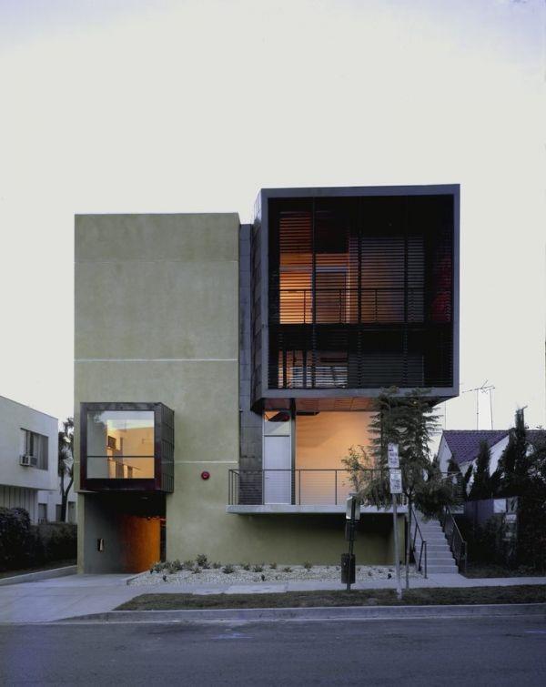 Orange Grove building in West Hollywood