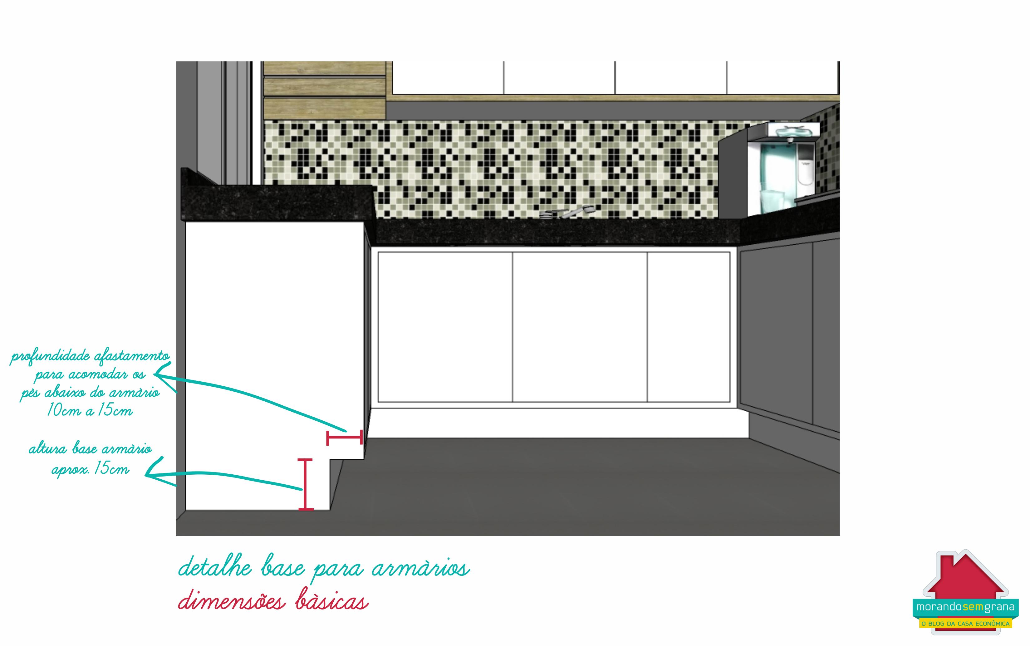 Como Projetar Sua Cozinha Cozinha Desenho T Cnico E Partida