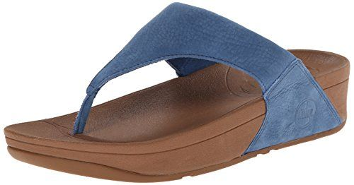 Gino 4-Womens Black Light Weight Flip Flop Sandal With Thick Strap(Blue7)
