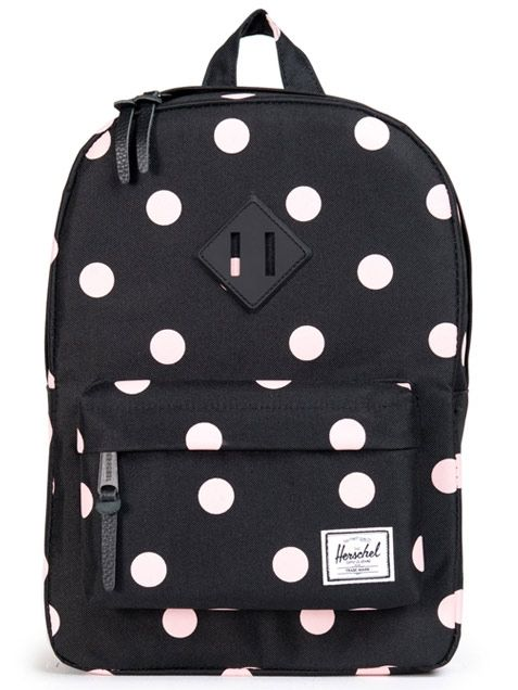 008713a10b2a Herschel Supply Heritage Polka Dot Backpack More