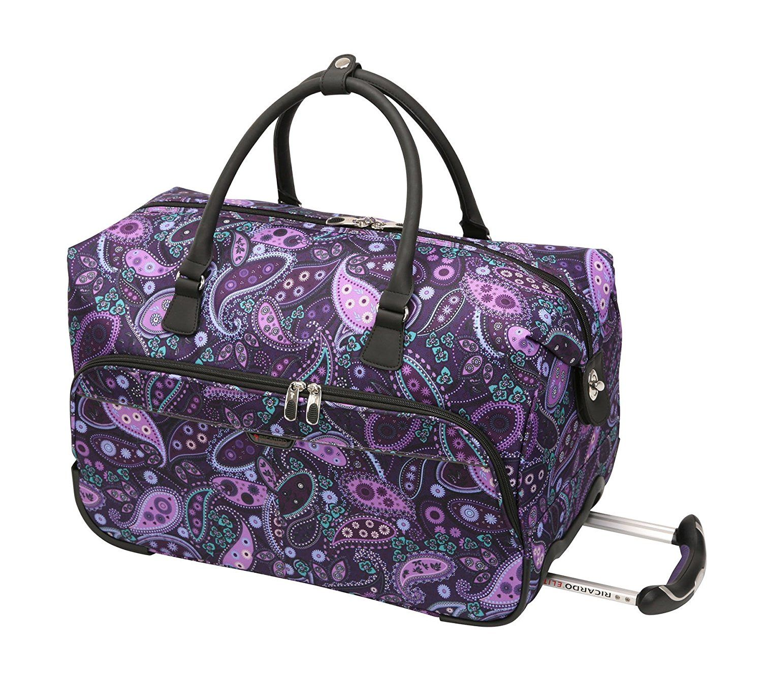 Ricardo Beverly Hills Mar Vista 20 Inch 2 Wheel City Rolling Duffel See This Great Product Is An Amazon Affiliate Link And I Receive A Commission