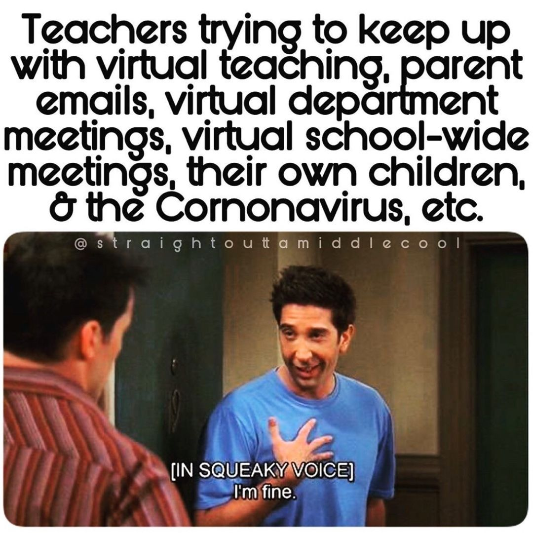 Funniest Distance Learning Memes