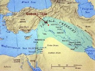 Gobekli Tepe Map location of Gobekli Tepe | Gobekli Tepe | Ancient mesopotamia  Gobekli Tepe Map