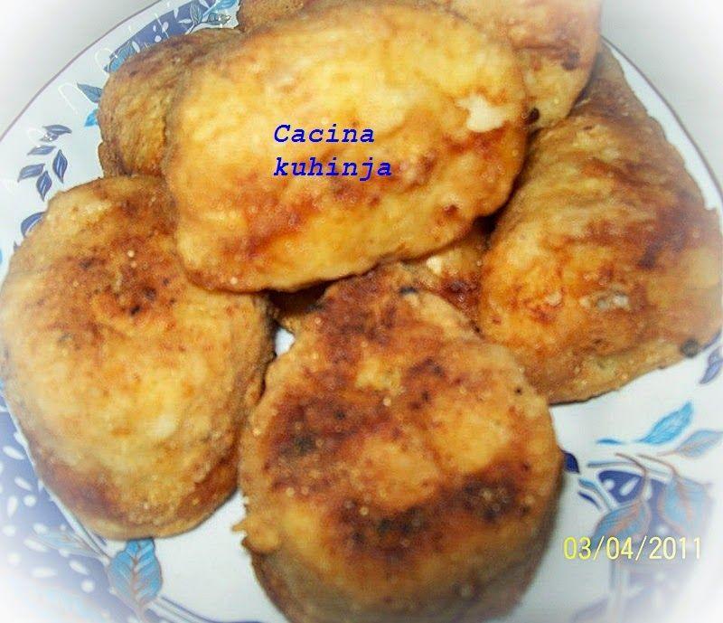 Cacina kuhinja: Przeni oslic