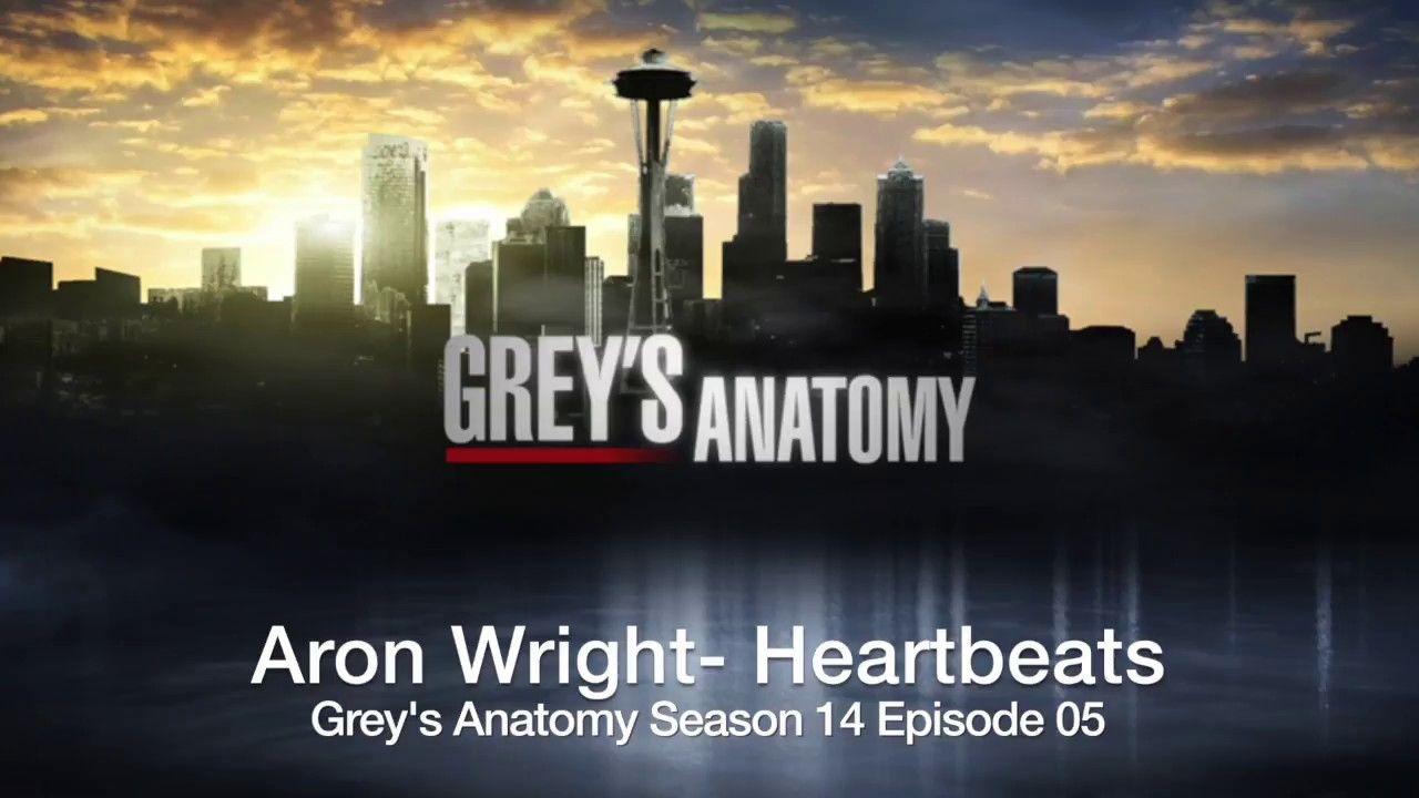 Aron Wright Heartbeats Grey S Anatomy S14e05 Greys Anatomy