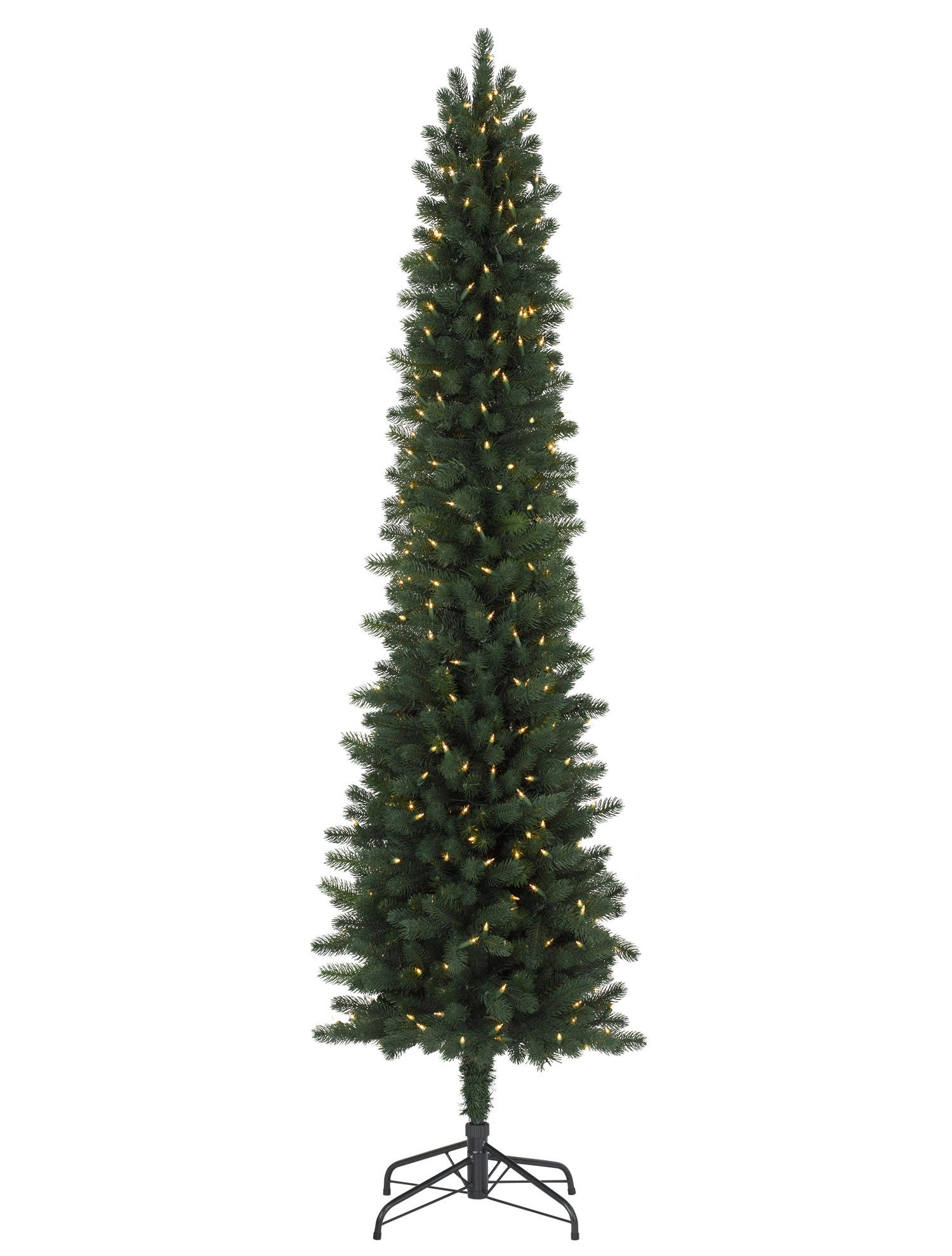 Sonoma Slim Pencil Christmas Tree | Home Decor | Pinterest ...