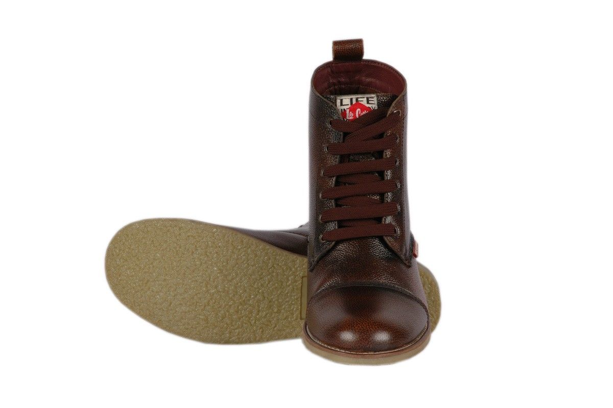 Lee Cooper High Ankle Boots   High