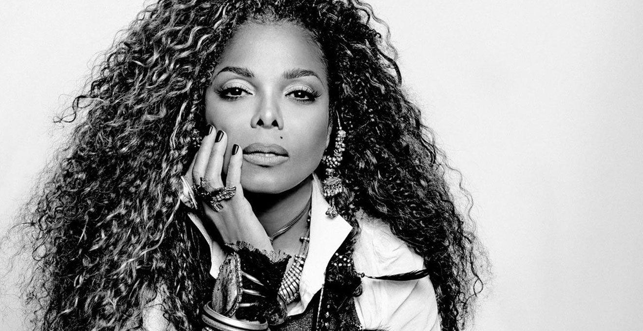 "Janet Jackson Shares ""Dammn Baby"" Single - via John Mattson"
